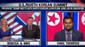 FOX 7 Discussion: President Trump meets with North Korean Leader Kim Jong Un