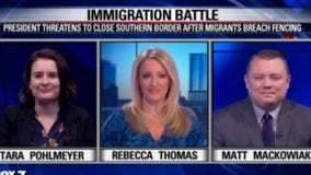 FOX 7 Discussion: Immigration Battle