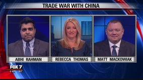 FOX 7 Discussion: Trade War with China