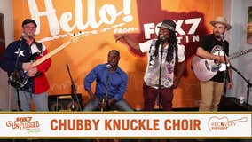 FOX 7 Unplugged: Part two of Chubby Knuckle Choir