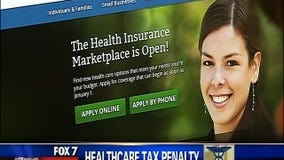 Tax penalties for Texans without health insurance