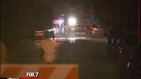 Hyde Park neighborhood suffers 2 water main breaks and a gas main break