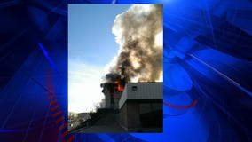 Two-alarm fire reported in Northeast Austin