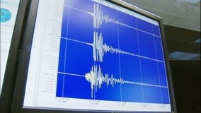 Dallas area rattled by multiple earthquakes Tuesday