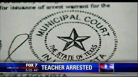 Former Reagan HS teacher arrested for sexually assaulting Lago Vista student