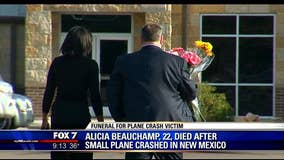 Funeral held for Austin woman killed in New Mexico plane crash