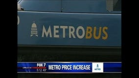 CapMetro fares go up 25 cents