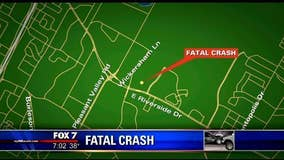 Man dies after accident on Riverside