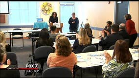 Department of Justice visits Austin for 20th anniversary of Violence Against Women Act