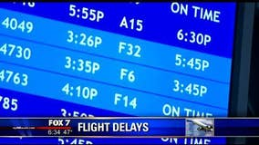 Some flights out of ATX to Northeast canceled due to winter storm