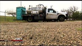 Nearly 1,500 lbs marijuana found in portable-toilet truck