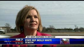 "State Rep. Molly White defends ""anti-Muslim"" remarks"