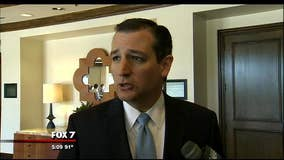 "Ted Cruz campaign says Senator ""foolishly experimented with marijuana"" in his youth"
