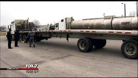 Crimewatch: A closer look at big rig inspections