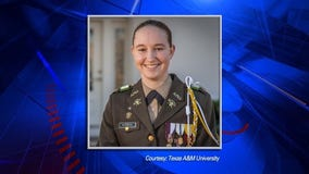Texas A&M Corps of Cadets selects first female commander