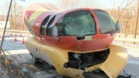 Oscar Mayer Wienermobile crashes in Pennsylvania