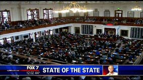 Gov. Abbott delivers first State of the State Address