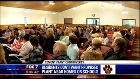 A proposed concrete batch plant is causing controversy in Dripping Springs
