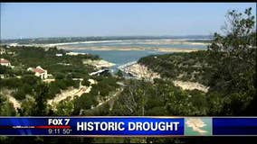 LCRA says drought now worse than '47-'57 drought