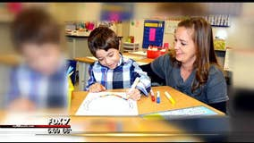 New Braunfels teacher donates kidney to 6-year-old student
