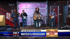 Music in the Morning: Mayeux & Broussard Performance
