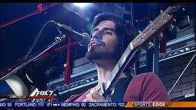 Music in the Morning: Brandon Hughes Performance