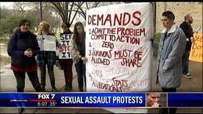 Southwestern University President responds to recent student protests