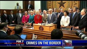 Lawmakers on both sides file three bills aimed at ending crimes on the border