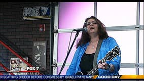 Music in the Morning: Shelley King