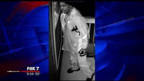 Dripping Springs burglar caught on video during string of break-ins
