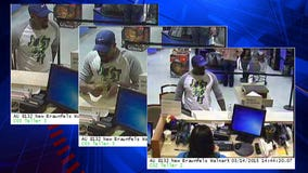 New Braunfels police on lookout for Wal-Mart Wells Fargo bank robber