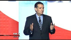 Ted Cruz first to announce presidential bid