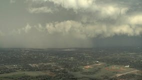 1 person killed when tornadoes hit Oklahoma, Arkansas