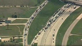 Alternate routes suggested due to I-35 bridge crash