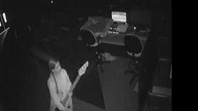 Woman who robbed a church two weeks ago steals again