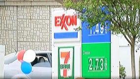 Round Rock drivers take advantage of temporary  $1.49 gas price