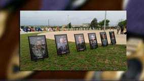 Fort Hood shooting victims finally receive Purple Hearts in moving  ceremony