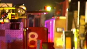 2-alarm fire leaves 12 units damaged