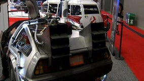 Back In Time: Movie cars popular at Austin Auto Show