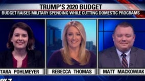 FOX 7 Discussion: Trump's 2020 Budget