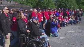 Honor Flight Austin honors Desert Warriors with April flight