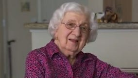 WWII female veteran shares her story