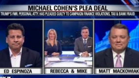 FOX-7 Discussion: Michael Cohen's Plea Deal