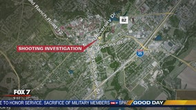 Shooting incident investigation in San Marcos