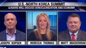 FOX 7 Discussion: U.S. North Korea Summit