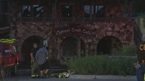 Iconic Cypress Creek Cafe in Wimberley destroyed by fire