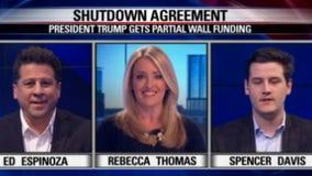 FOX 7 Discussion: Shutdown agreement