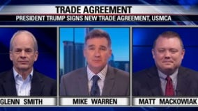 FOX-7 Discussion: Trade Agreement