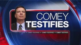 James Comey testimony