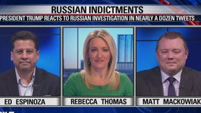 FOX 7 Discussion: President reacts to Russian investigation
